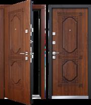Входные стальные двери Бульдорс Юнион  (замер, доставка и установка)